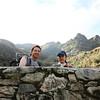 David and Nami at Runkuraqay