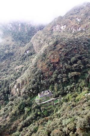 View of Qonchamarca.