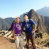 My bro and I at Machu Picchu.
