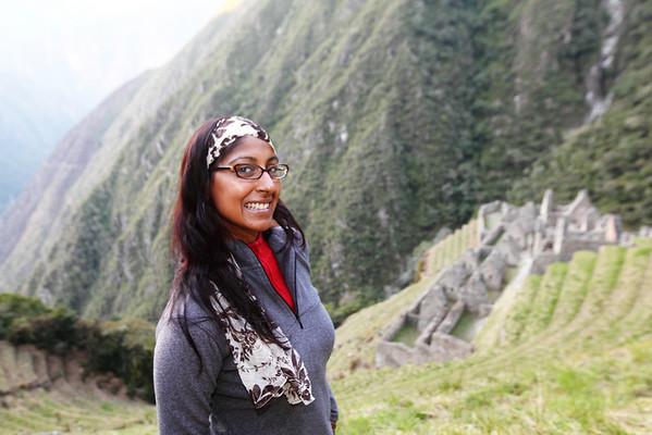 Priya at Winaywayna