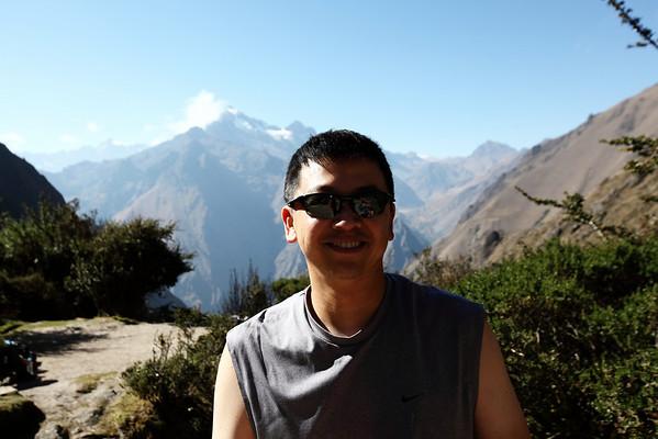 David...a happer camp/hiker