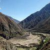 The first Inca Ruins we saw - Willkarakay