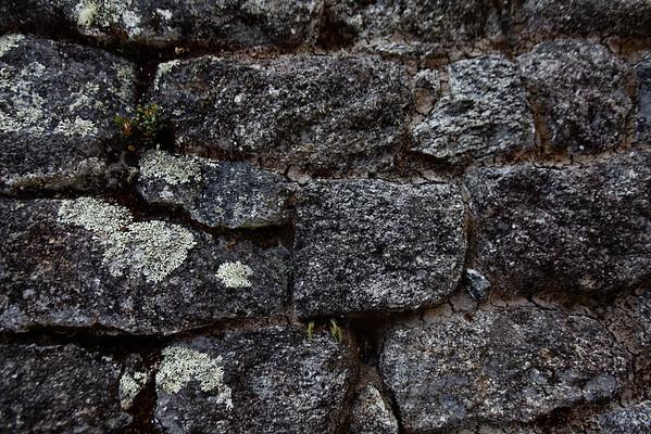 Phuyupatamarka - walls