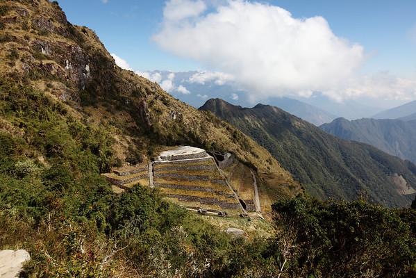 A view of Phuyupatamarka.