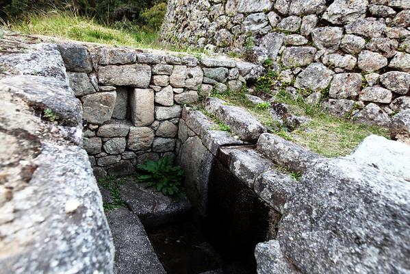 Winaywayna - Ritual Bathes