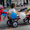 Children in fourth of July parade