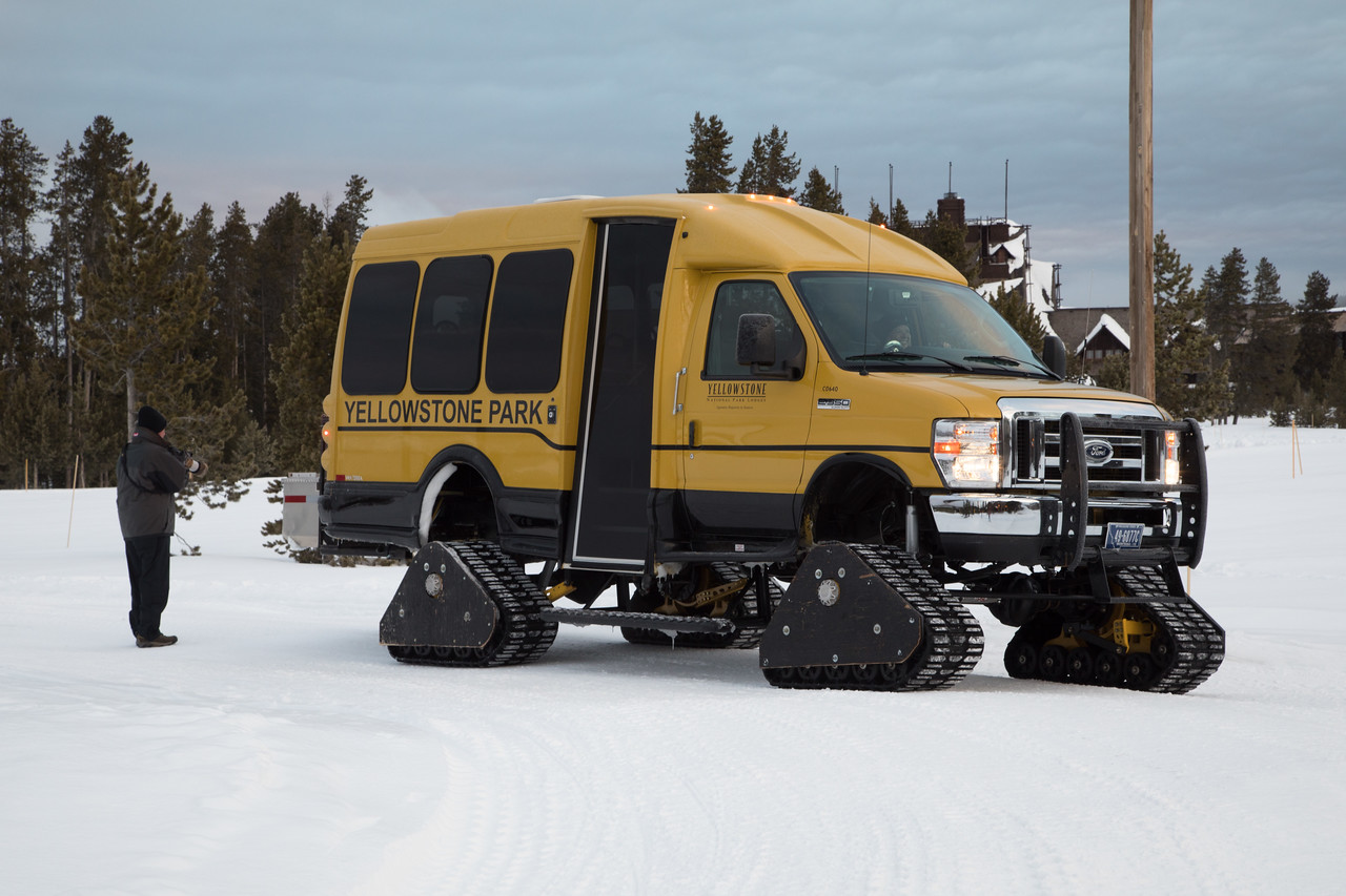 Another version of a snow road capable vehicle--for grandson Jacob