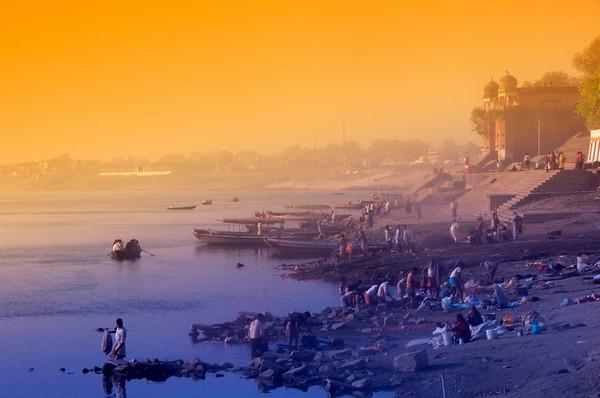 varanasi-Ganges dream