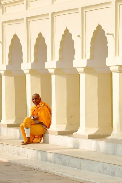 Jain Holy Man