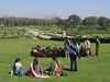 Raj Ghat (Gandhi Memorial) grounds, Delhi