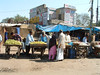 Market along Agra-Jaipur Highway