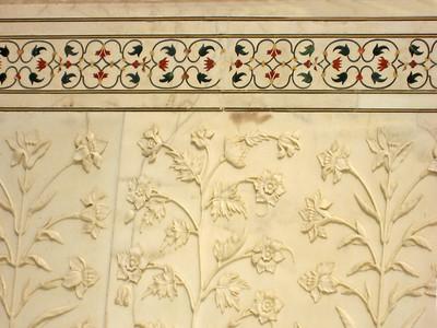 More Taj Mahal detail