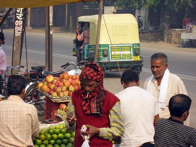 Agra vendors