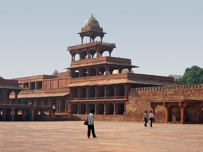 Fatehpur Sikri Hall of Private Audience