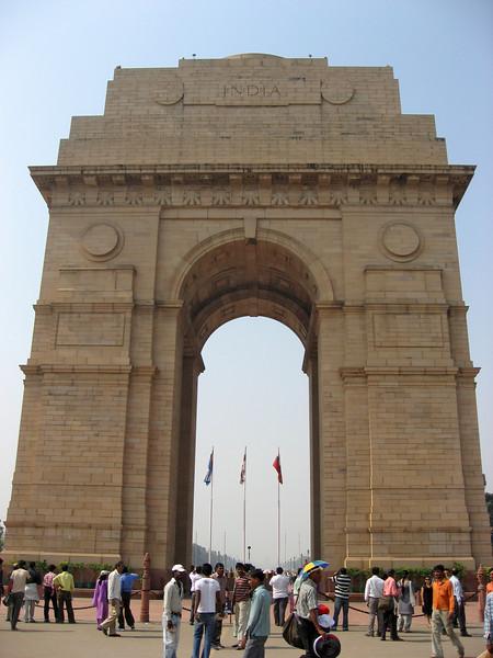 India Gate - World War I memorial