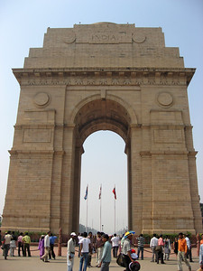 India Gate - World War I memorial