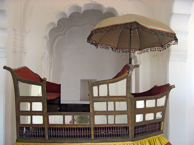 Palanquin or sedan chair