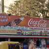 "Coca-Cola, a truly global brand. ""Thanda piyo, Enjoy karo!"" translates to ""Drink a soda, Enjoy yourself!"""