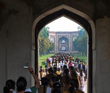 Lodi Garden & Humayun's Tomb, Delhi