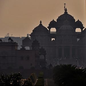 Akshardham, Lotus & ISKCON & Temples, Delhi