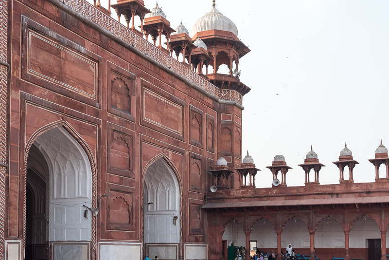 Jama Masjid (Friday Mosque), Agra