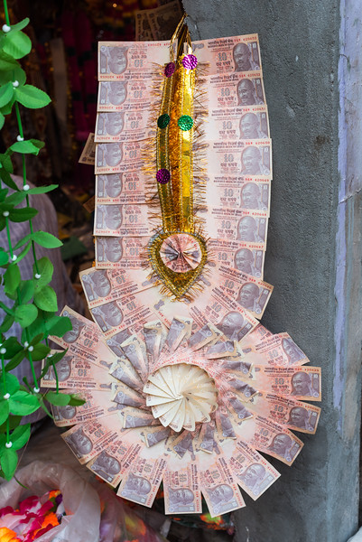 Money Wreath