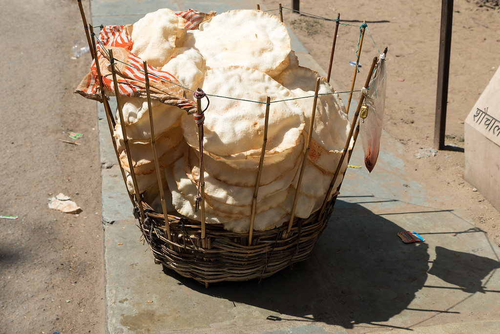 Bread Vendor's Basket