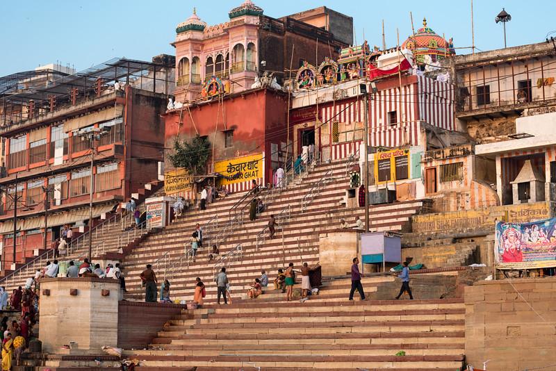 Sunrise Boat Tour on the Ganges
