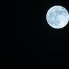 Full Moon on Our Last Night in Varanasi