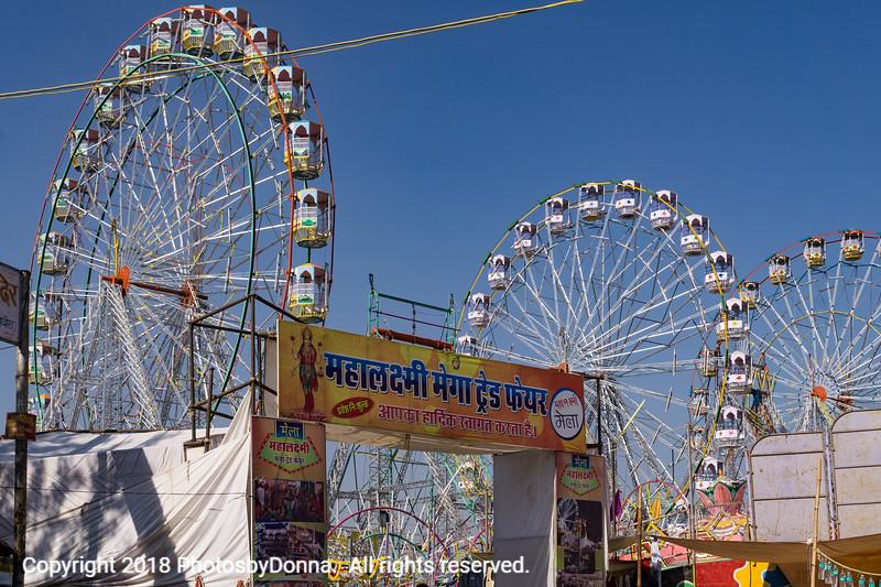 Playtime in Pushkar