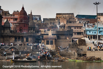 Burial on the Ganges