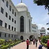 The Salar Jung Museum--one of the largest collections curated by a single person.  An educational trip back in time...