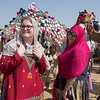 One day at the camel festival....