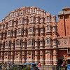 Hawa Mahal - The Palace of the Winds in Jaipur