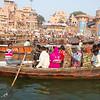 In holy Varanasi