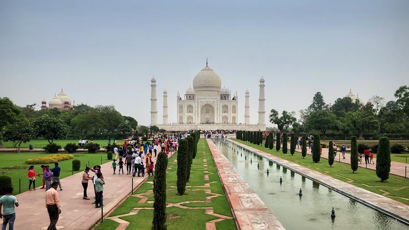 Raj Mahal, Agra