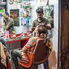 Barber in Bombay
