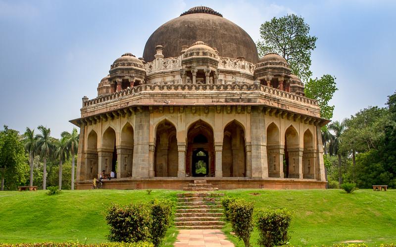 Muhammad Shah Sayyid Tomb, Lodi Garden, Delhi