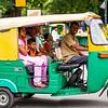 Auto taxi (or 'Tuk Tuk')