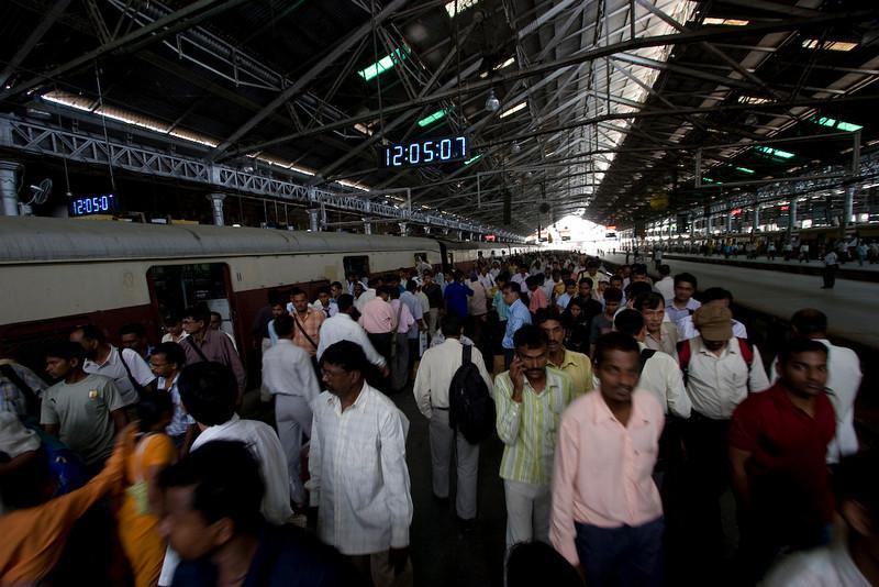 Chhatrapati Shivaji Train Terminus