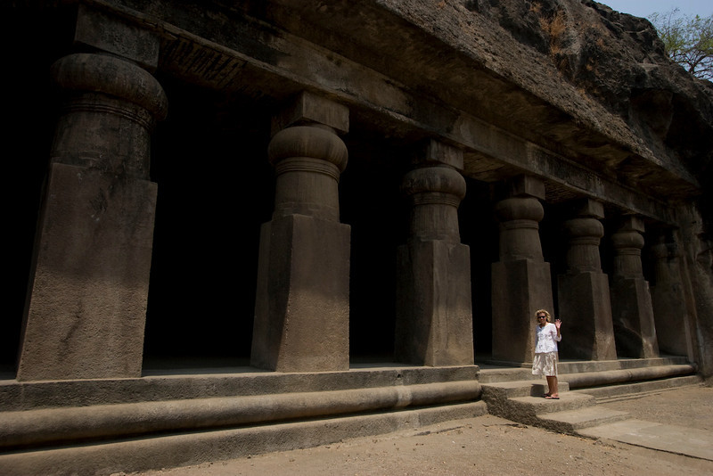 Elephanta rock-cut temples