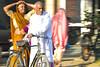 Biking in India