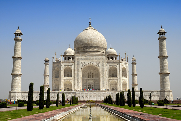 India, April 2008