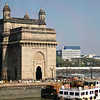 and the Gateway to India, completed in 1924.