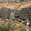 Ajanta (above) was rediscovered in 1819, Petra in 1812, Abu Simbel in 1813, and Borobudur in 1814.
