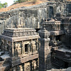 Kailasa Temple is the most famous monument at Ellora Caves.
