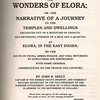 """I may err in my judgment,"" he wrote, ""but it is my humble opinion that no monuments of antiquity in the known world are comparable to the Caves of Elora."""