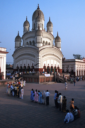 Dakshineshwar Kali temple, Kolkata.