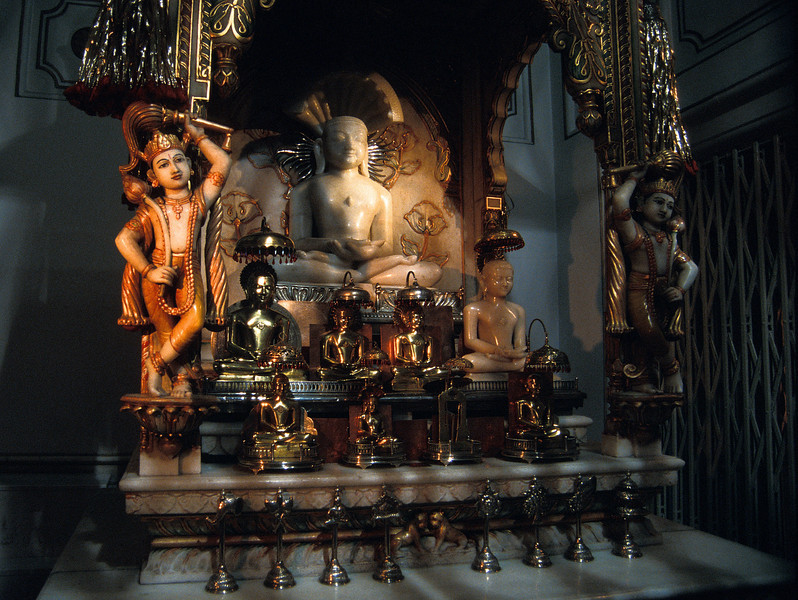 Pareshnath Jain temple, Kolkata.