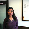 Deepika Dutta, Manager of Visual Services.